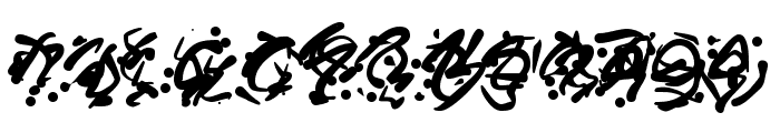 Runes of the Dragon Font LOWERCASE