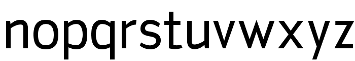 SanFrediano Font LOWERCASE