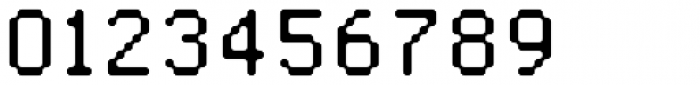 SB Standard Rounded Font OTHER CHARS