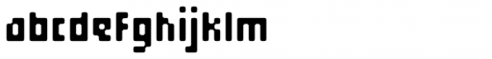 SB Websnap Rounded Font LOWERCASE