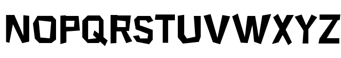 Science Project Font LOWERCASE