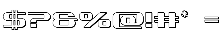 SDF 3D Font OTHER CHARS