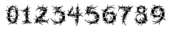 Sepulcra Font OTHER CHARS