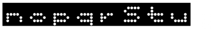Semafor Cameo Font LOWERCASE