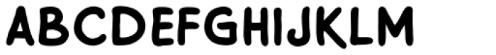 Sequentialist BB Bold Font LOWERCASE