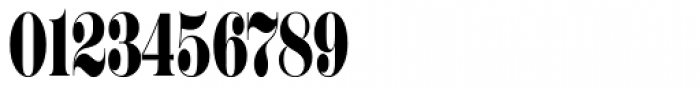 Sequoia Condensed Font OTHER CHARS