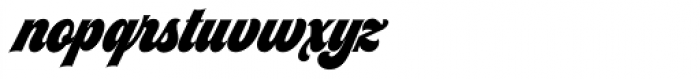 Seventies Font LOWERCASE