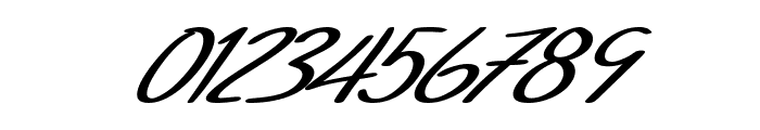 SF Foxboro Script Extended Bold Italic Font OTHER CHARS