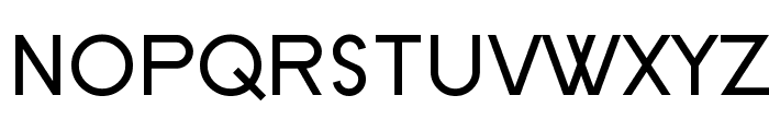 SF Old Republic SC Font LOWERCASE