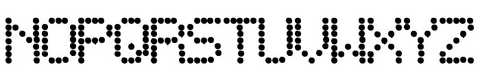 SF Telegraphic Font UPPERCASE