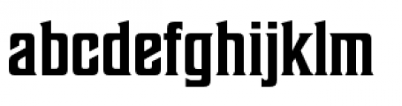 Sheepman Regular Font LOWERCASE