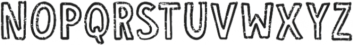 Silverfields All-Caps otf (400) Font UPPERCASE