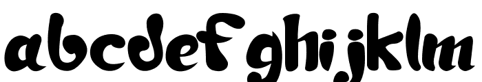 Si-Brot- Font LOWERCASE