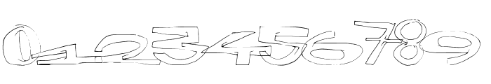 SizeMatters Font OTHER CHARS