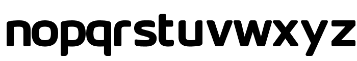 SKYfontThick Font LOWERCASE