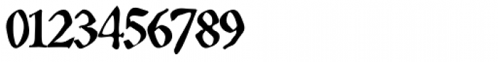 Sleepy Hollow Font OTHER CHARS