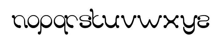 smile Font LOWERCASE