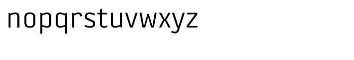 Sophisto A Gauge Font LOWERCASE