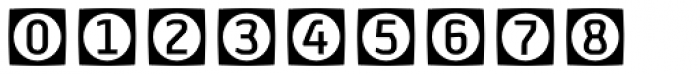 Sophist Icons OT Buttons A Font OTHER CHARS