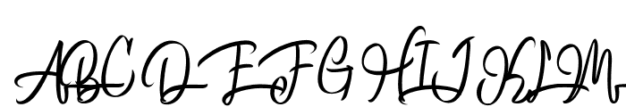 Speciality of Rodrigues Font UPPERCASE