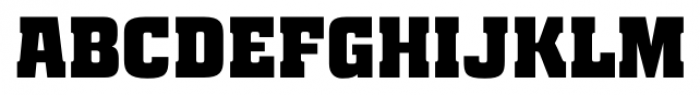 Special Forces Regular Font UPPERCASE