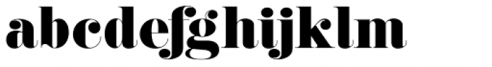 Spiffily NF Font LOWERCASE