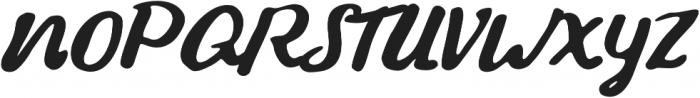 Stay Young Font otf (400) Font UPPERCASE