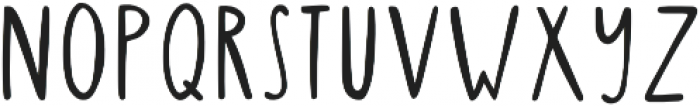 Suerve Solid Fill otf (400) Font LOWERCASE