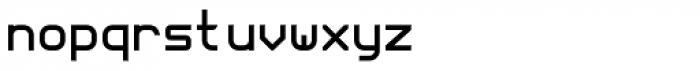 SUPREXYb CE Font LOWERCASE