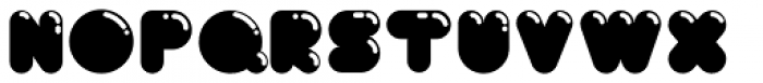Suidae Pig Font UPPERCASE