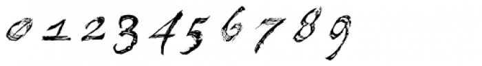 Sumergible Script Font OTHER CHARS