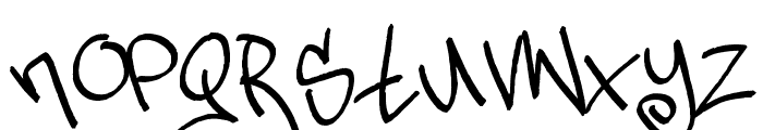 TagsXtreme2 Font LOWERCASE