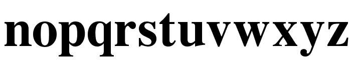 Tempo Indications Lite Font LOWERCASE