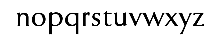 Tenderness Font LOWERCASE