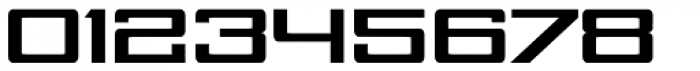 Technia 1 Font OTHER CHARS