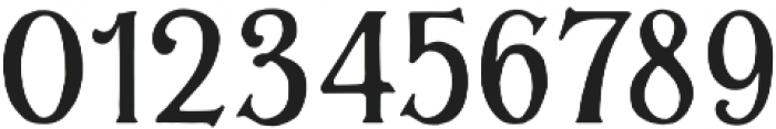 The Blackport Serif otf (900) Font OTHER CHARS