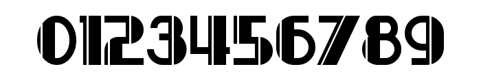 Thirty-Seven Font OTHER CHARS