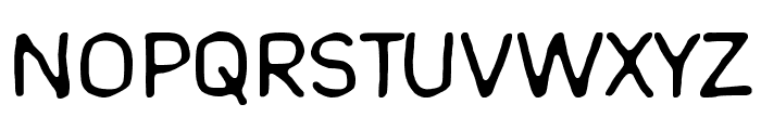 This is nu jazz Font UPPERCASE