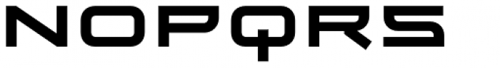 The Meez Bold Font UPPERCASE
