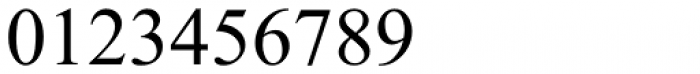 Times New Roman OS Regular Font OTHER CHARS