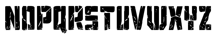 Tower Ruins Condensed Font LOWERCASE