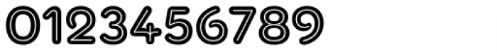 Torus Inline Bold Font OTHER CHARS