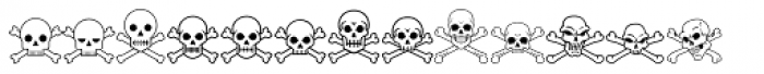 Tox Icons Font LOWERCASE