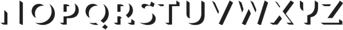 Trend Sans Two otf (400) Font LOWERCASE