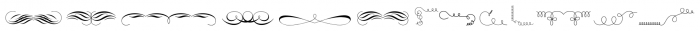 Tribalism Two Font LOWERCASE