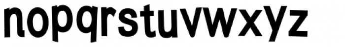 Twisted Punk Heavy Font UPPERCASE