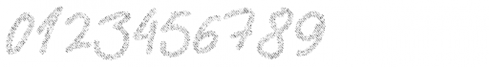 Two Fingers Script Jeans Font OTHER CHARS