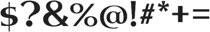 Uncial Antiqua Pro Regular otf (400) Font OTHER CHARS