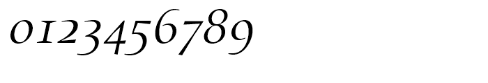 Union Italic SC Font OTHER CHARS