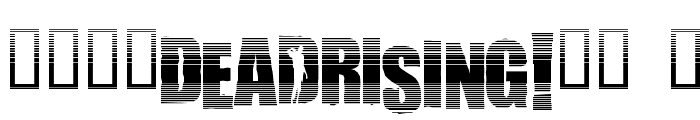 Uprising Font OTHER CHARS